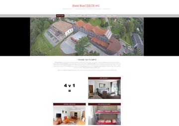 Hotel BouCZECH **** - Lipno