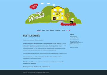Hostel Kominík.cz